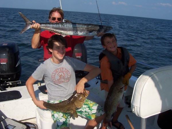 Will's Grouper and King